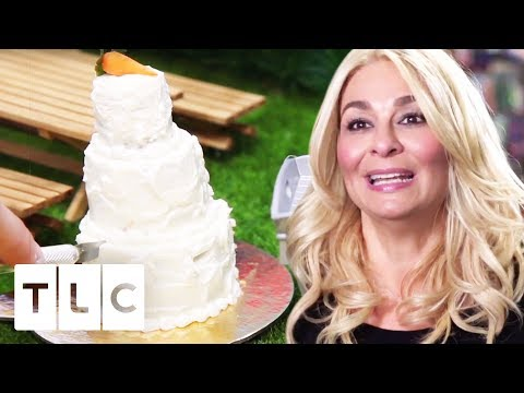 The Cutest Tiny Cake Made Just Big Enough For A Hamster! | Cake Boss