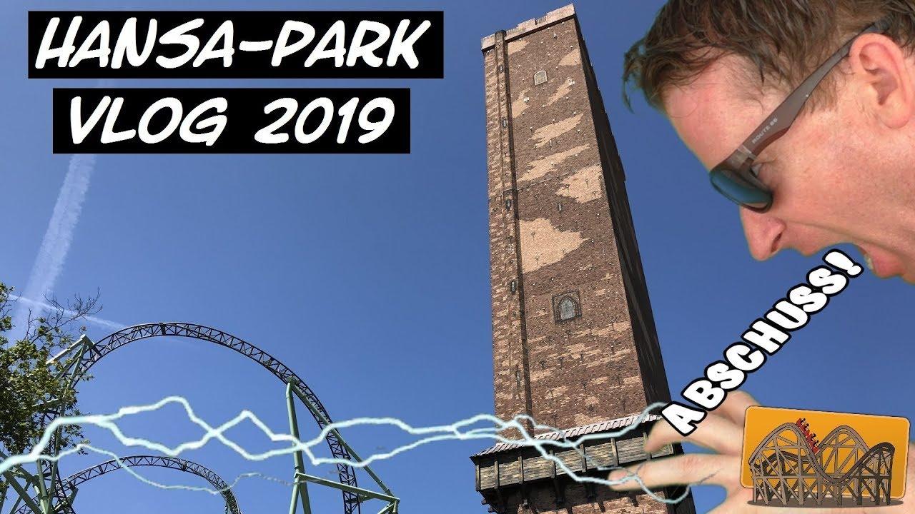 Download HANSA-PARK Sierksdorf 2019 Vlog   Funfair Blog #184 [HD]
