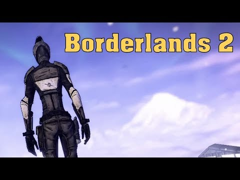 Borderlands 2 (solo) #43 - Pumping Stations