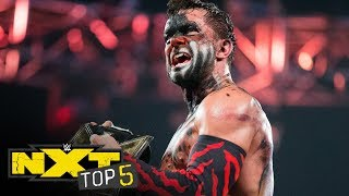 Finn Bálor's top NXT moments: NXT Top 5, Oct. 20, 2019