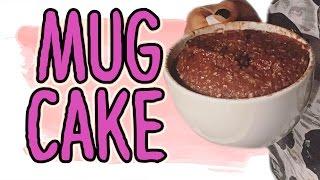 Der BESTE MUG CAKE - 30g Protein | 5 Minuten Tassenkuchen | Fitness Muskelaufbau und Diät Rezept diy