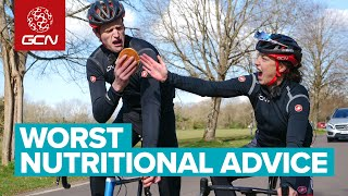 Worst Cycling Nutritional Myths | Advice You Should Avoid When Riding