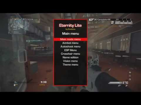 [GHOSTS 1.16 PS3] Eternity Full/Lite for DEX + CEX by Enstone