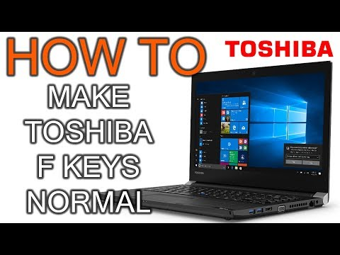 How To Fix Toshiba Flash Cards Preventing Shutdown / Restart - YouTube