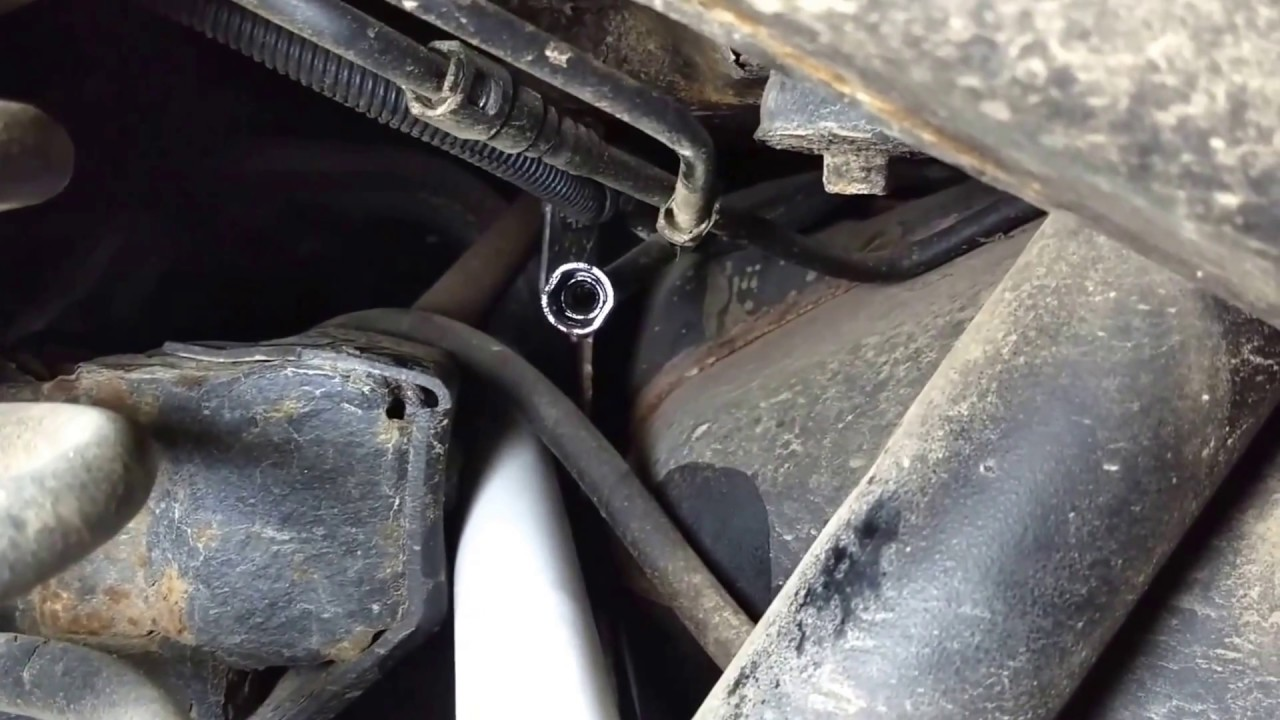 2005 Jeep Wrangler Fuel Tank Emptying Procedure Youtube 1999 Filter Location