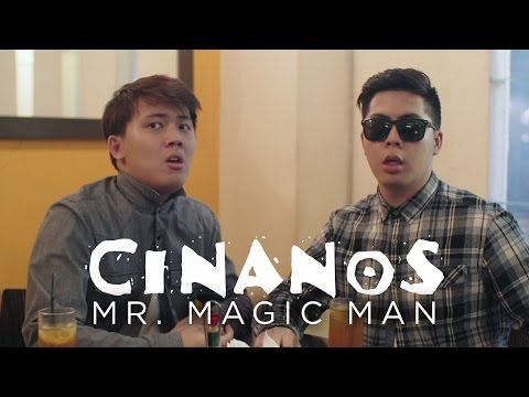 Cinanos - Mr. Magic Man