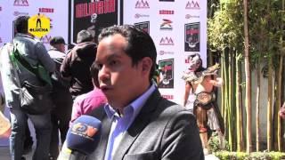 """Dorian Roldán: """"La Llave a la Gloria busca a las futuras estrellas de AAA"""""""