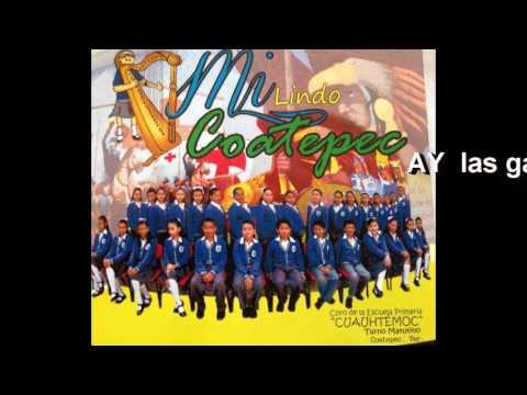 """Karaoke para Coro de niños Cantan Coro """"CUAUHTEMOC"""" de Coatepec"""