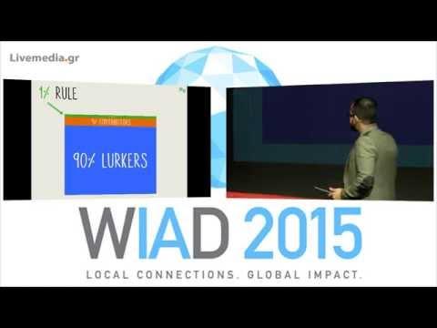WIAD Greece 2015: Eduardo Giansante