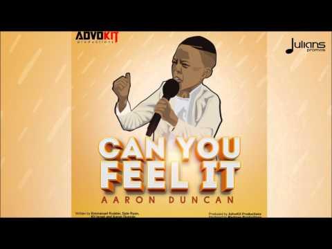 Aaron Duncan - Can You Feel It