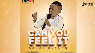"Aaron Duncan - Can You Feel It ""2016 Soca"" (Trinidad)"