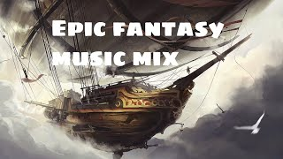 Epic Fantasy Background Music - The Journey Begins - Celestial Aeon Project (full album)