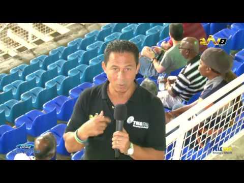 CFU GOLD CUP : SURINAME - HAITI