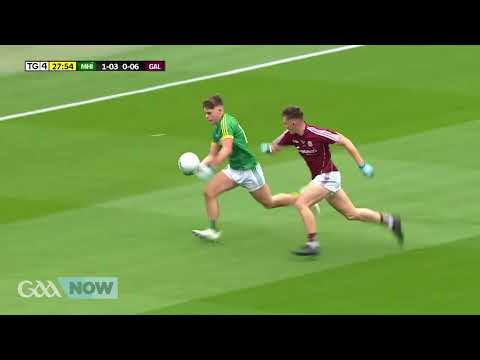Meath vs Galway - 2018 Minor Football Championship | Semi-Final Highlights