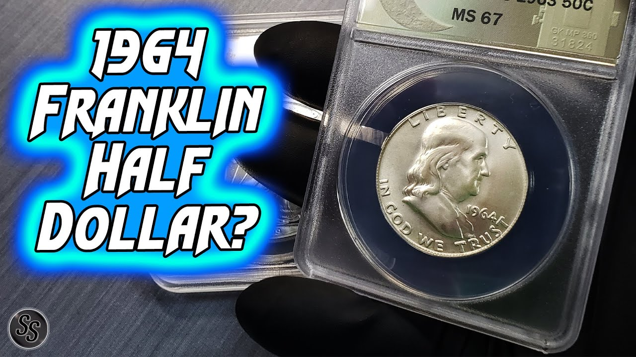 1964 Benjamin Franklin Half Dollar - They Exist???