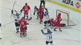 Russia vs. Finland WC 1999