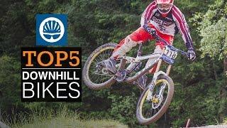 Top 5 - Downhill Bikes