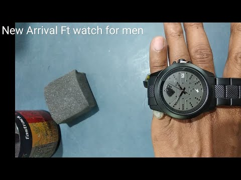 FasTrack 3210NM01 New Arrival For Black Watch Lover's