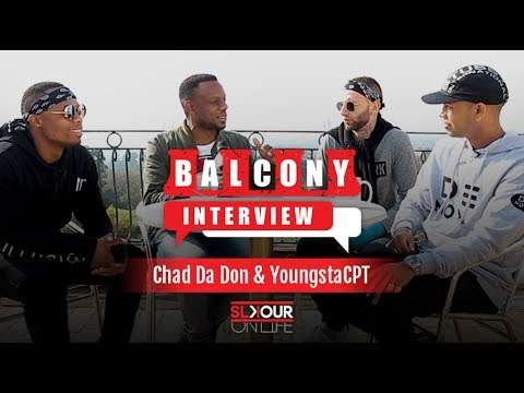 #BalconyInterview: Chad Da Don x Youngsta Break Down The Making Of F U