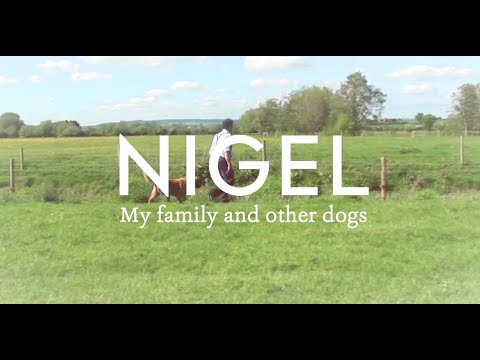 Monty Don duces NIGEL: My Family and Other Dogs