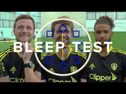 Bleep Test! Cooper v Bamford v Roberts against the clock   Who wins?