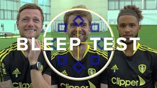 Bleep Test! Cooper v Bamford v Roberts against the clock | Who wins?