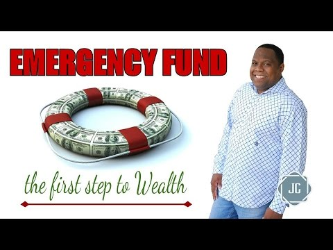 Emergency Fund The First Step to Wealth