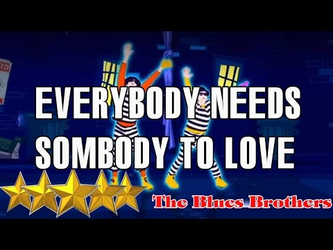 The Blues Brothers Lyrics - Everybody Needs Someone To Love