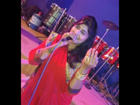 Live gujarati garba song - Navratri 2015 - Rita Dave - Part