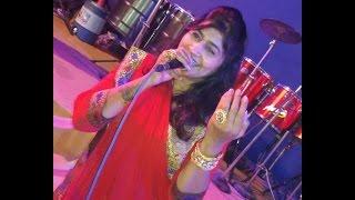 Live gujarati garba song - Navratri 2015 - Rita Dave - Part - 1  ( Dual Voice Singer )