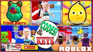 🍦 Roblox ICE CREAM SIMULATOR! New Codes! Quests Key Locations & Wall Chest! Toy Land! LOUD WARNING!