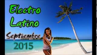 Electro Latino Septiembre 2015 (DJ Vince)