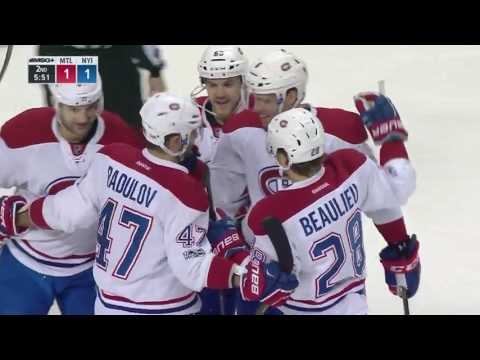 Montreal Canadiens vs New York Islanders | January 26, 2017 | Game Highlights | NHL 2016/17