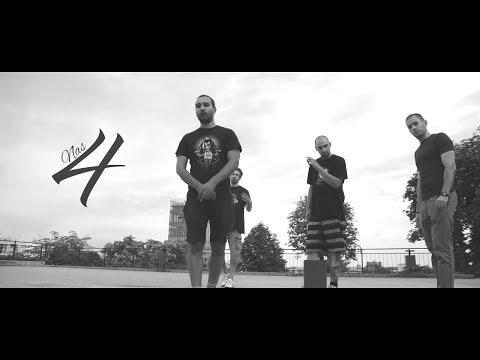 Vargek Beatanga - Nas 4 feat. Kali, Magellano, Scriptor (OFFICIAL VIDEO)