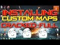 Cod Waw: How To Install Custom Maps (CRACKED/STEAM) [EASIEST TUTORIAL]