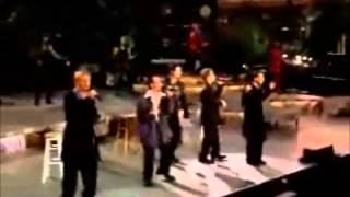 Backstreet boys-1999-Shania Twain's winter break~All I have to give & From this moment on~