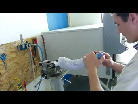 Fabrication emboiture MHK