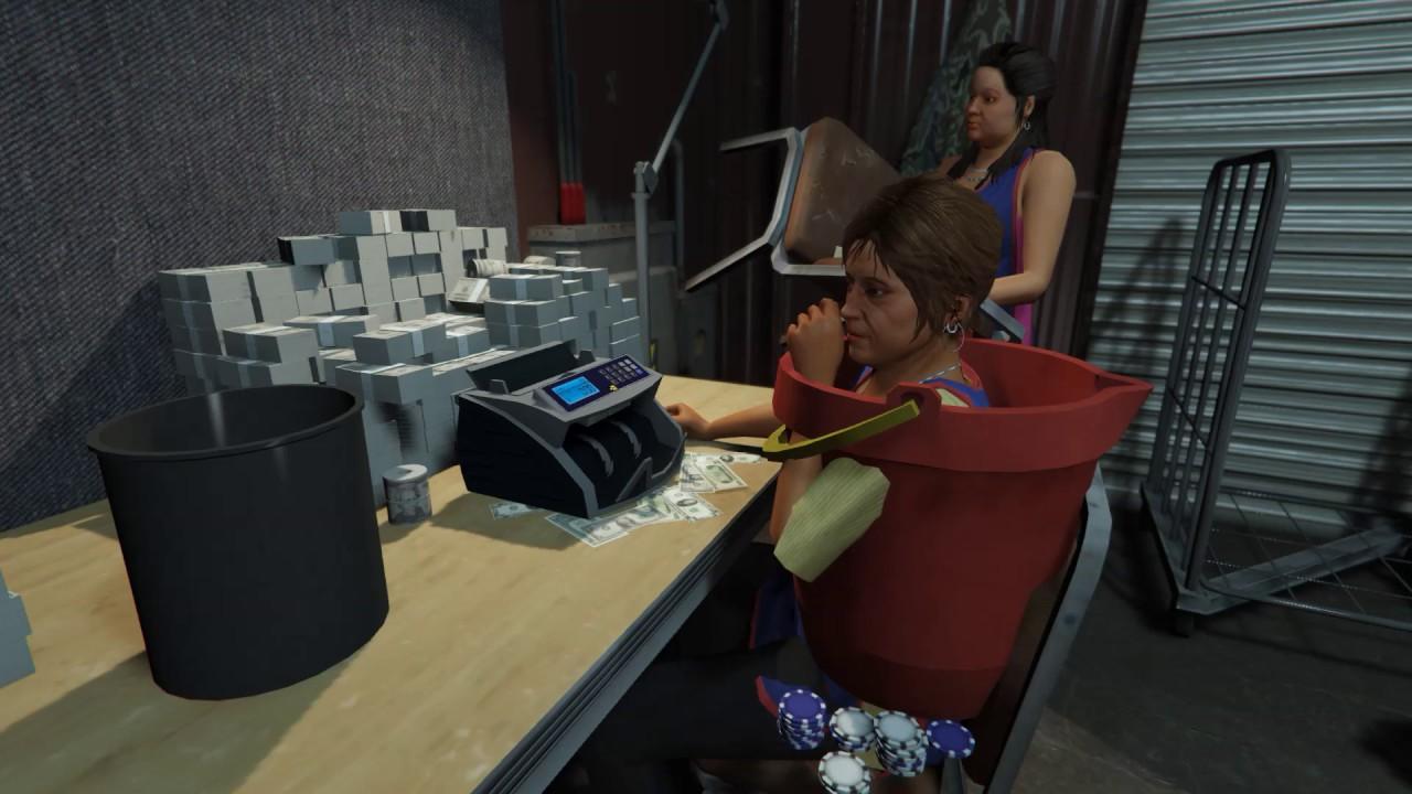 GTA Online Money Laundering Glitch, Bug