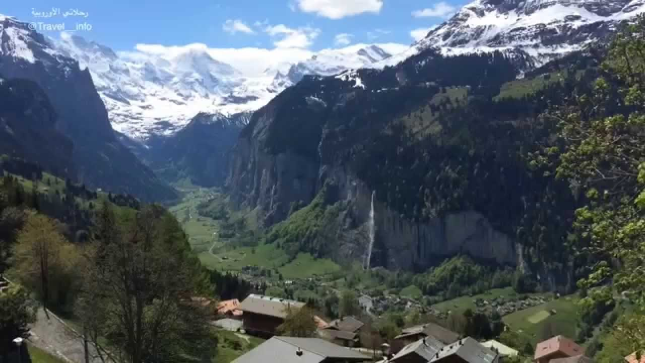 Wengen Switzerland May 2014 Youtube