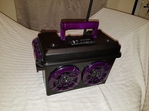 Taylor Swift Ammo Box Boom Box  and Mega Boom Box update.