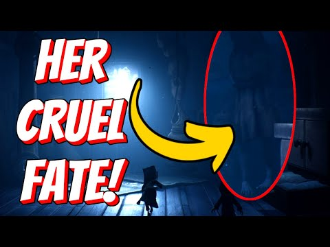 The Hidden Dark Secrets of the Cabin! | Little Nightmares 2 Theory! |