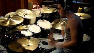 Secondhand Serenade - Fall for You - Drum Cover/Remix/Improv