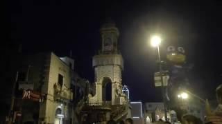 """Lo spostamento del Carro Trionfale dal """"lamione"""""""