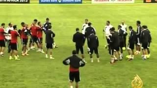 منتخب المغرب في مهمة صعبة أمام جنوب أفريقيا