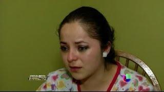 Sus esposos fueron deportados y ahora dos mujeres luchan por sobrevivir - Primer Impacto