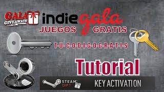 KEYS STEAM / INDIEGALA GRATIS! TUTORIAL! [2016](TUTORIAL de como obtener juegos gratis en STEAM por medio de INDIEGALA de manera legal y sin hacks! ▻ Link Comunidad Games Gratis T!, 2015-04-23T22:50:44.000Z)