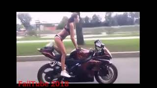Giveaway At 1000 Subs!!Please Like & Sub! !! Indian Girls Bike FAIL