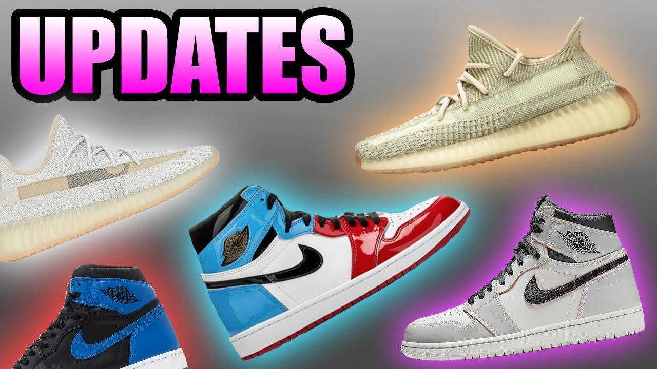 various design really comfortable best value SB Jordan 1 Restock | Yeezy 350 Citrus | Fearless Pack Jordan 1 | Sneaker  Updates 39