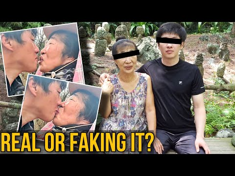 REAL OR FAKE? 36Yr Difference Youtuber Couple Under Fire | GrazyTV