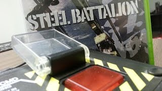 Classic Game Room - STEEL BATTALION review for Xbox
